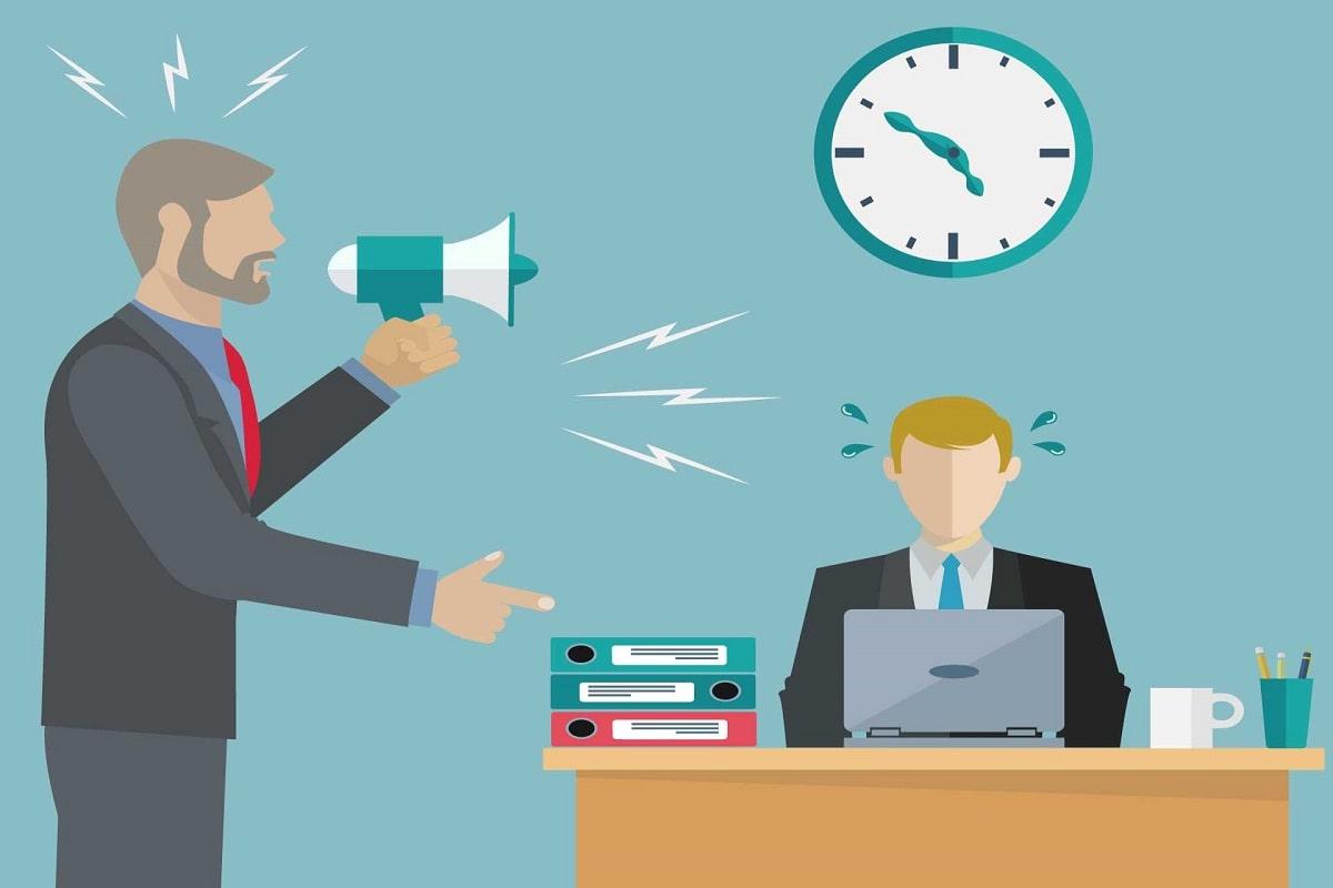 Неадекватное поведение руководителя как реагировать